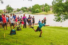 Paul McBeth at the 2019 Ledgestone Insurance Open. Photograph by Lauren E. Kevin Jones, Golf Art, Golf Photography, Perfect Golf, Disc Golf, Ladies Golf, Golf Tips, Rafting, Improve Yourself