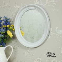 Extra Large Bevelled Edge Wall Mirror