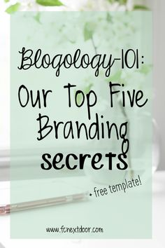 Here are 5 super secret branding secrets you need to know to get your brand off the ground The Marketing, Digital Marketing, Build Your Brand, The Secret, Super Secret, Blog Design, Business Entrepreneur, Business Branding, Blogging For Beginners