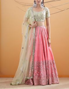 Buy beautiful Designer fully custom made bridal lehenga choli and party wear lehenga choli on Beautiful Latest Designs available in all comfortable price range.Buy Designer Collection Online : Call/ WhatsApp us on : Indian Gowns Dresses, Indian Fashion Dresses, Dress Indian Style, Indian Designer Outfits, Designer Dresses, Indian Designers, Pakistani Clothing, Abaya Style, Indian Clothes