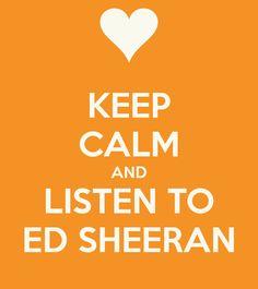 Listen to Ed Sheeran