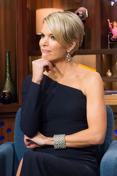 Some People Can't Handle the Fact That Megyn Kelly Has Shoulders