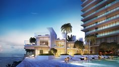 Turnberry Ocean Club Residences broke ground at 40 percent sold. #TurnberryOcean presented by #miamirealestatetrends