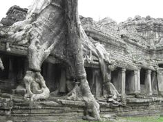 Siem Reap and the Angkor Wat Temples in Cambodia #siemreap #angkorwat #angkorwattemple #cambodia