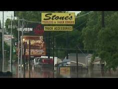 6 dead in Texas, Oklahoma flooding - YouTube