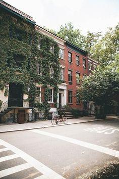 """josephattanasio:  """"West Village, NYC. Present day.  """""""