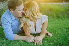 I loved everything about these engagements!! Their outfits, the fun couple, the lovely location, the light... it was all amazing!   Lori Romney Photography | Wheeler Farm, UT engagements | What to wear for an engagement session