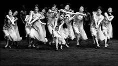 Tanztheater Wuppertal, Pina Bausch, Sadler's Wells, London - Reviews - Theatre & Dance - The Independent