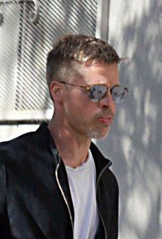 Preocupación en Hollywood por la pérdida de peso extrema de Brad Pitt