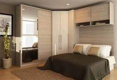 quartos casal pequenos planejados - Pesquisa Google
