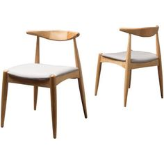 best wooden modern dining chairs - Google Search