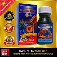 Madu Hitam D dan Bet - Khusus Diabetes Diabetes, Herbalism, Dan, Healing, Herbal Medicine