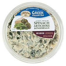 Greek Yogurt Spinach, Artichoke \u0026 Parmesan Dip Rich Parmesan