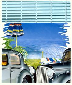 airbrush illustration