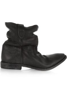 e013a50bb4990a Isabel Marant - The Jenny leather ankle boots