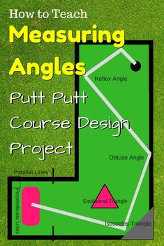Measuring Angles Put