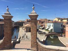 Comacchio. Italy. This summer.