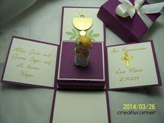 Geldgeschenk Box von Creativcorner auf DaWanda.com