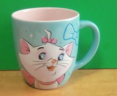 Disney Portrait Marie From The Aristocats Coffee Mug