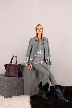 Fendi | Pre-Fall 2014 Collection | Style.com