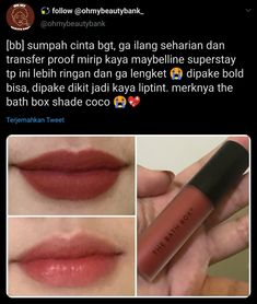 Skin Makeup, Makeup Lipstick, Makeup Cosmetics, Beauty Makeup, Maybelline Lipstick, Beauty Skin, Soft Natural Makeup, Beauty And The Best, Face Skin Care
