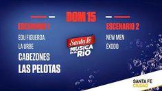 CGCWebRadio®: Agenda de Recitales Marzo 2015