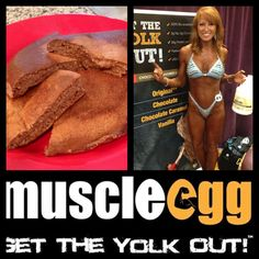 DELISH :) www.muscleegg.com