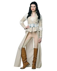 Once Upon A Time Snow White Womens Costume - Spirithalloween.com