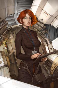 Рисунки : фантастика, Sci-Fi, киберпанк, постапокалипсис