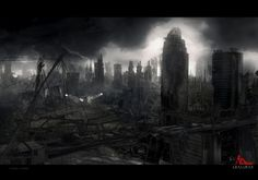 apocalypse | 3D Artists - raph.com - Gallery - Apocalypse Now by Thierry Canon
