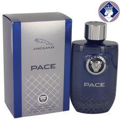 Jaguar Pace 100ml/3.4oz Eau De Toilette Spray Cologne Scent Fragrance for Men