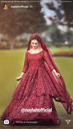 Nikah dressea Pakistani Fashion Party Wear, Pakistani Wedding Outfits, Pakistani Wedding Dresses, Bridal Outfits, Shadi Dresses, Pakistani Formal Dresses, Pakistani Dress Design, Indian Dresses, Desi Wedding Dresses
