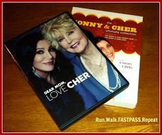 Run.Walk.FASTPASS.Repeat.: Dear Mom, Love Cher DVD Review and GIVEAWAY!