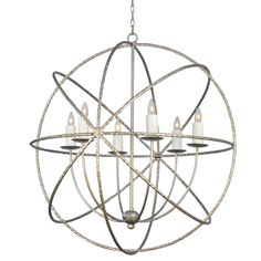 Cassiopeia | Chandeliers | Collections | Ironware International