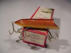 Vintage lure - Vieux leurre de pêche
