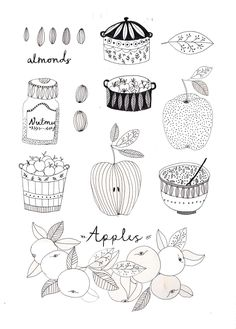 Cooking with apples. | Ryn Frank