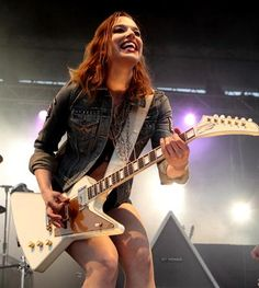 lzzy hale, all i wanna do is make love to you.