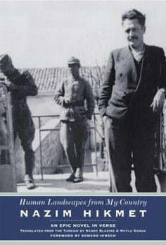Human Landscapes from My Country: An Epic Novel in Verse (Karen and Michael Braziller Books) by Nazim Hikmet