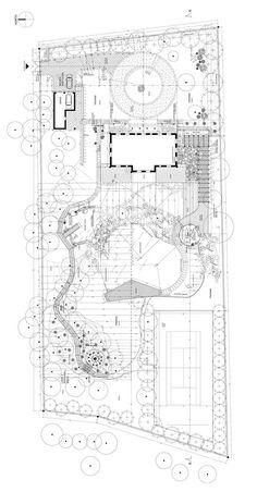 GreenStone Garden - Landscape project by Konrad Wójcik: