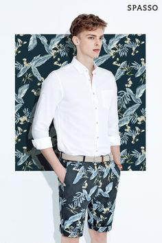 Spasso 2015 S/S collection_3 #mensfashion #mensstyle #menswear by #spasso