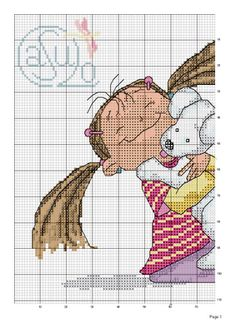 Thrilling Designing Your Own Cross Stitch Embroidery Patterns Ideas. Exhilarating Designing Your Own Cross Stitch Embroidery Patterns Ideas. Cross Stitch For Kids, Cross Stitch Baby, Cross Stitch Animals, Cross Stitch Charts, Cross Stitch Designs, Cross Stitch Patterns, Learn Embroidery, Cross Stitch Embroidery, Embroidery Patterns