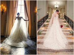 Colleen + Jon | Vera Wang Wedding from Joy Marie Photography | PreOwned Wedding Dresses