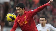 """Luis Suarez says he has """"two or three options"""" in relation to his future."""