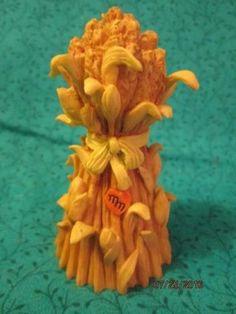Marys-Moo-Moos-Corn-Stalk-Accessory-142891-Farm-Country-3-tall-EUC
