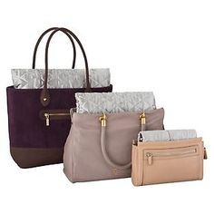 Handbags are an investment, so protect yours with our Quilted Handbag Shapers. Designed by a professional organizer (and a customer of The Container Store), these premium shapers slip into clutches, evening bags, larger bags or totes to prevent creases and wrinkles when stored in your closet. They also allow you to store bags upright, conserving closet space and making them easier to see when stored on a shelf.