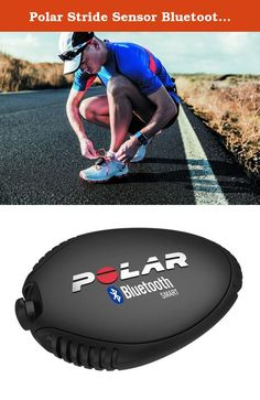 Polar Stride Sensor Bluetooth Smart. Stride Sensor Bluetooth Smart Now you can track speed and distance on your mobile phone - indoors and out. The Stride Sensor Bluetooth Smart measures your speed and distance when paired with a Bluetooth Smart ready device and a mobile training app such as Polar Beat. It's the newest addition to Polar's innovative Bluetooth Smart product line. Improve your run technique Measures each stride length and your running cadence (how many times your foot hits…