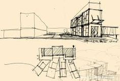 """""""建筑设计草图""""的图片搜索结果"""