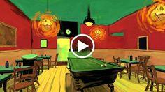 Una visita virtuale all'interno de Il caffè di notte per ammirare i capolavori di Van Gogh da una prospettiva del tutto nuova. È l'animazione creata dal newyorkese Mac Cauley per l'Oculus' Mobile VR Jam, la competizione annuale che premia i migliori sviluppatori e designer di