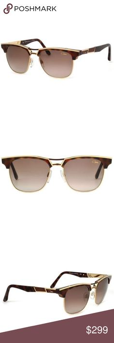 164949c1d436 CAZAL 9050 SUNGLASSES (002) BROWN GOLD AUTHENTIC These are 100% Genuine