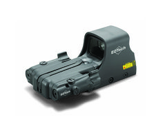EOTECH Model 552™Laser Battery Cap 2: The sight of choice by military units  for many years. This trusted optic, built to withstand extreme punishment, is now available with our new Laser Battery Cap 2. The 552.LBC2 offers integrated low-power visible and IR lasers, making it ideal for the close quarters battle (CQB)